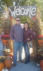 Adoptive Family Photo: Fall Pumpkin Patch, click to view bigger version