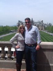 Adoptive Family Photo: Touring the Biltmore Estate, click to view bigger version