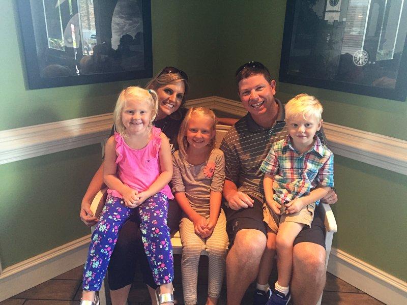 Visiting Brad's Cousins