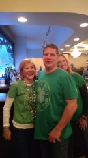 Adoptive Family Photo: Annual St. Patrick's Day Celebration, click to view bigger version