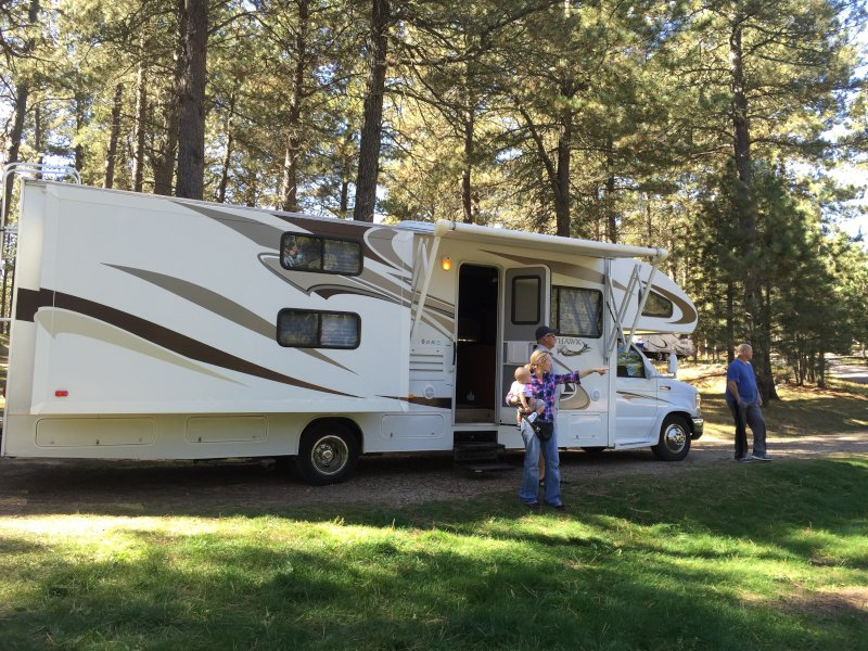 We Love to Go RV'ing!