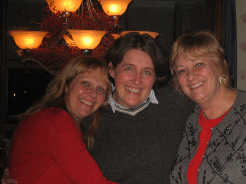 Heather with Her Mom & Aunt Kathi