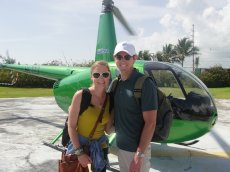 Adoptive Family Photo: Bucket List- Ride in a Helicopter, click to view bigger version