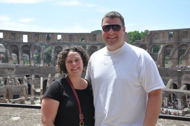 Vacation to Rome