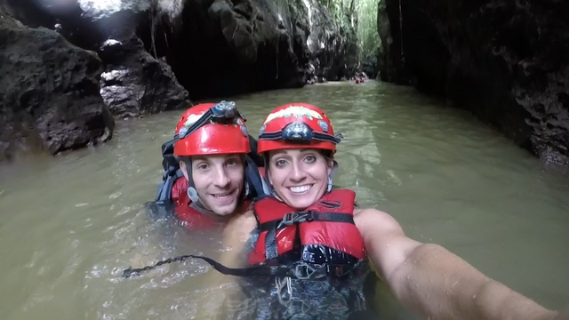 An Adventure in the Caves of Puerto Rico