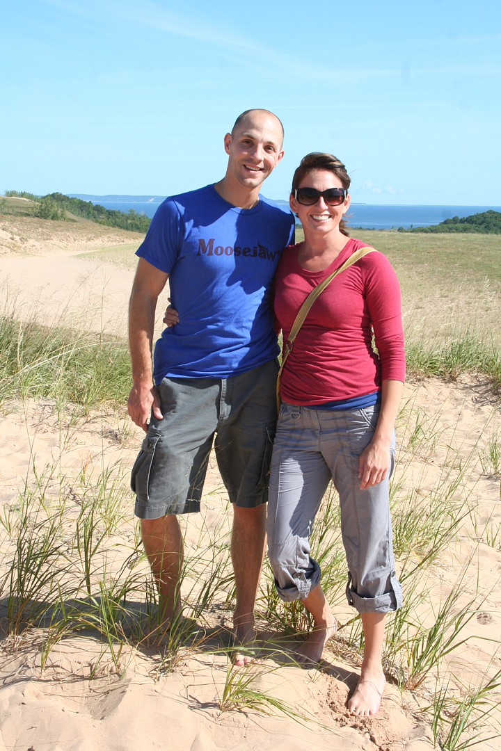 Hiking the Sand Dunes