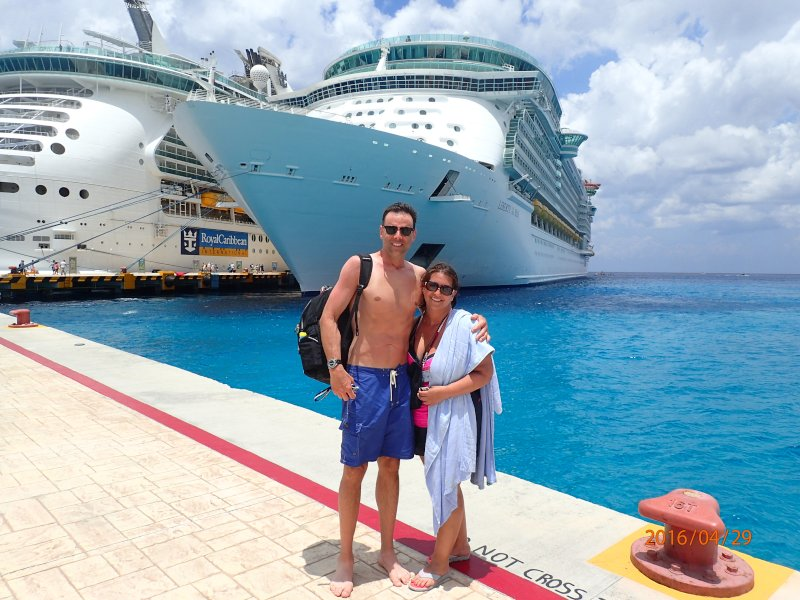 Cruise Stop in Cozumel