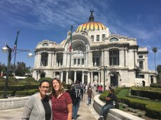 Adoptive Family Photo: Walking Around Mexico City, click to view bigger version
