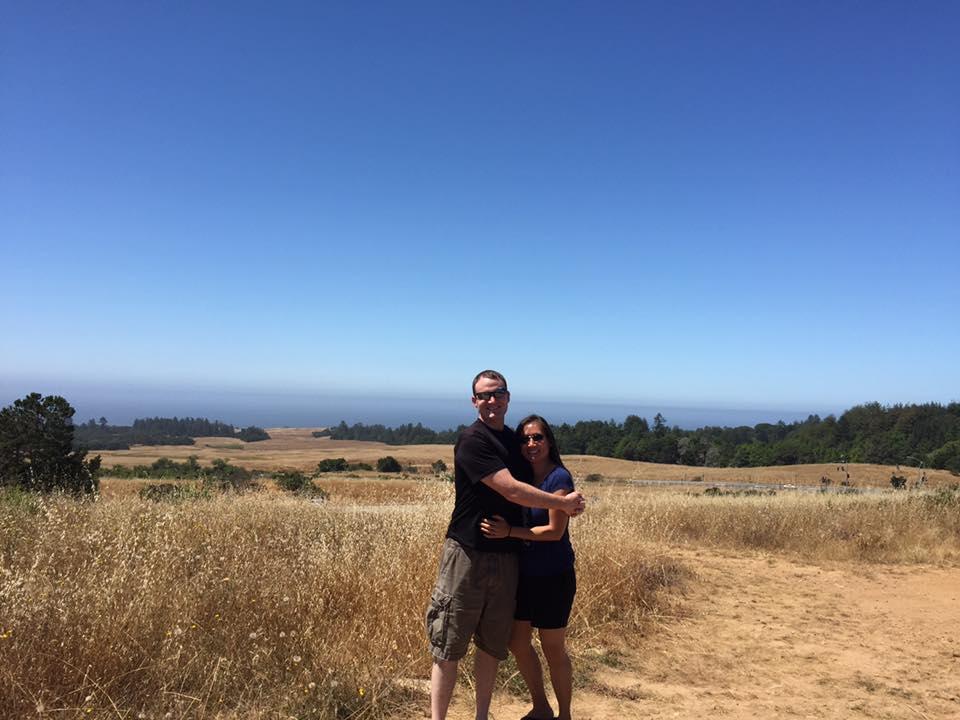 Lovely View in Santa Cruz