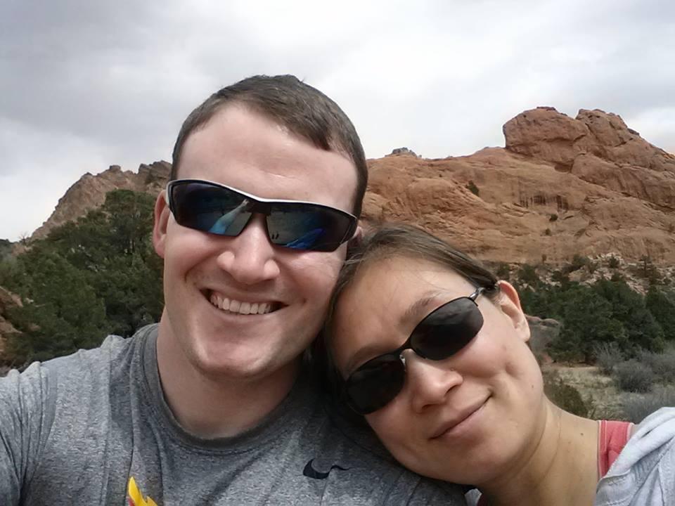 Hiking in Colorado