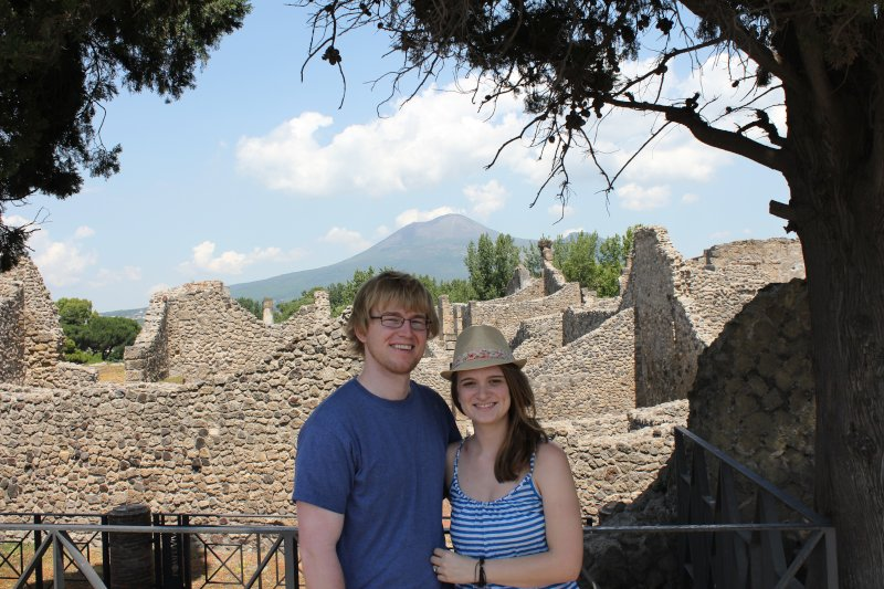Exploring the Ancient Ruins of Pompeii