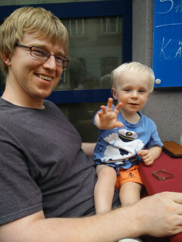 Doug & Our Nephew