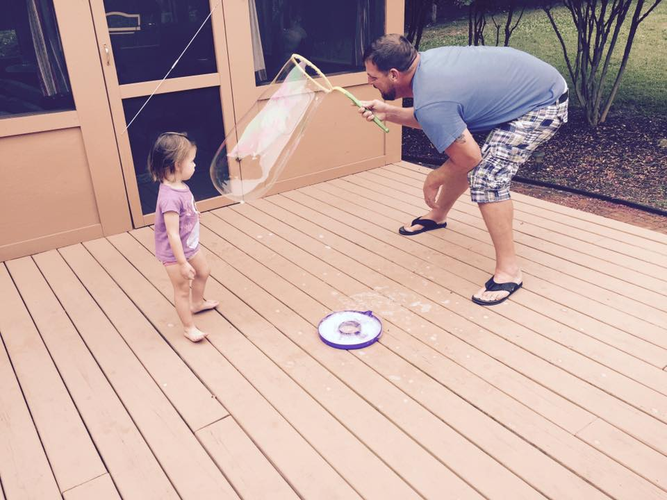 Bubble Fun with Uncle Mark