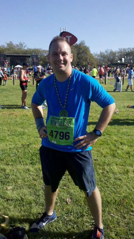 Andy's Favorite Half-Marathon