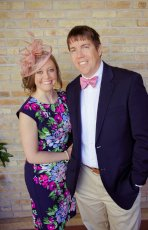 Adoptive Family Photo: All Dressed Up in Honor of the Kentucky Derby , click to view bigger version