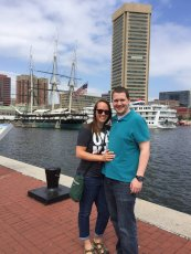Adoptive Family Photo: Vacation to Baltimore, click to view bigger version