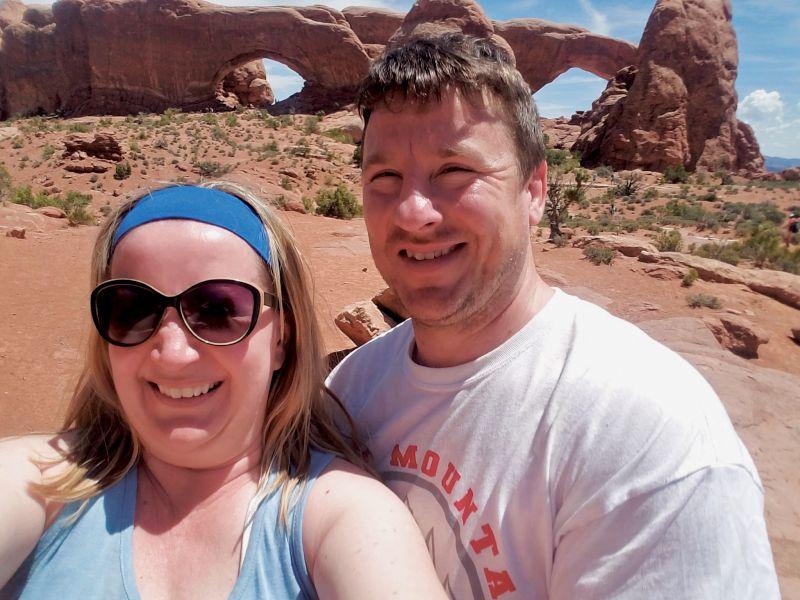 Vacationing in Utah