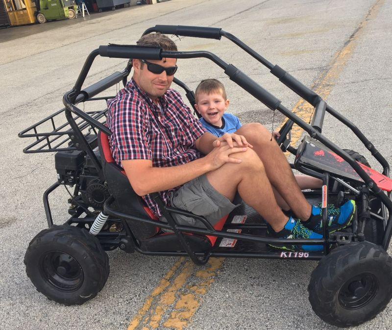 Go-Cart Fun