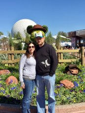 Adoptive Family Photo: We Love Disney!, click to view bigger version