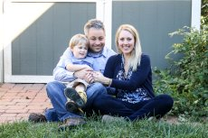 Adoptive Family Photo: We Are So Excited to Grow Our Family Through Adoption