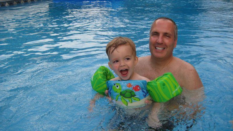 Pooltime Fun!