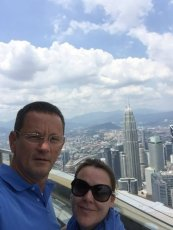 Adoptive Family Photo: The Amazing View of Kuala Lumpur, click to view bigger version