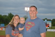 Adoptive Family Photo: Take Me Out to the Ball Game!, click to view bigger version