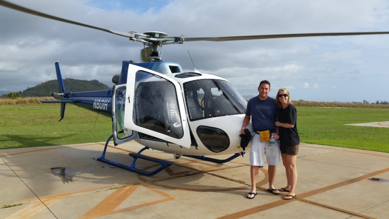 Helicopter Adventure in Kauai