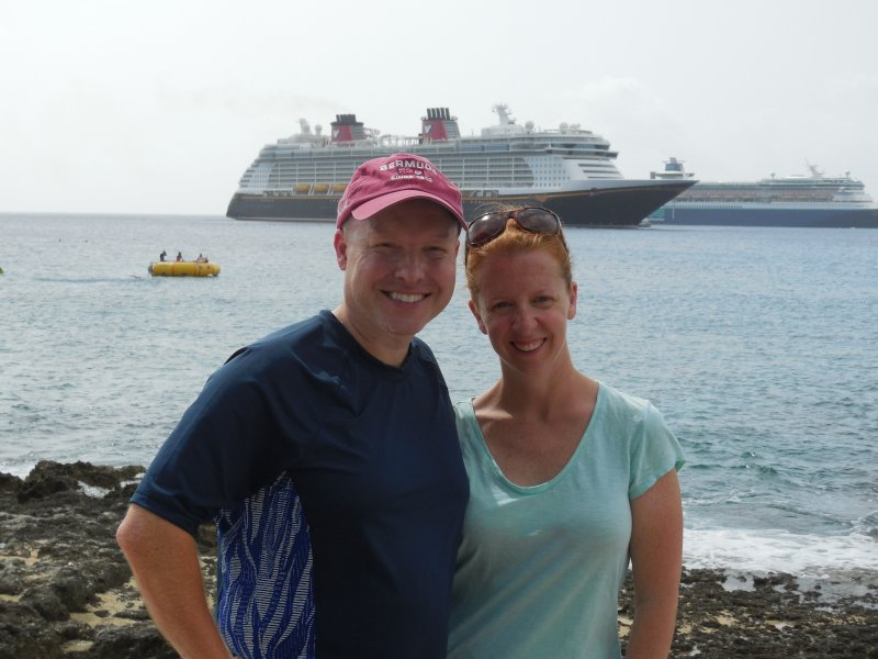 Vacationing in Grand Cayman