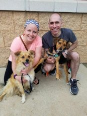 Adoptive Family Photo: The Day We Adopted Crosby- It Was Love at First Sight!