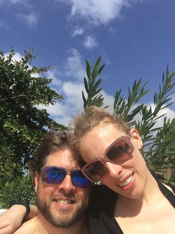 Selfie Time in Jamaica