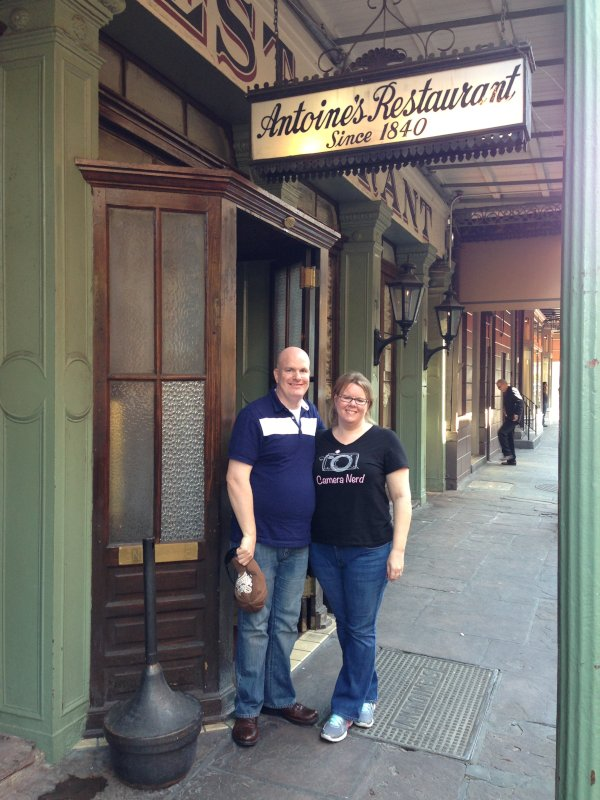 New Orleans - One of Our Favorite Vacations!
