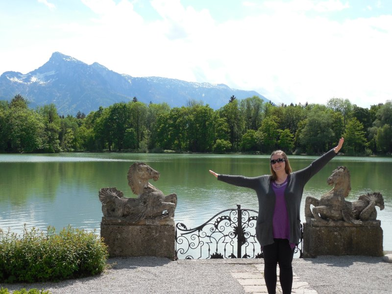 Visiting Where They Filmed The Sound of Music in Austria!