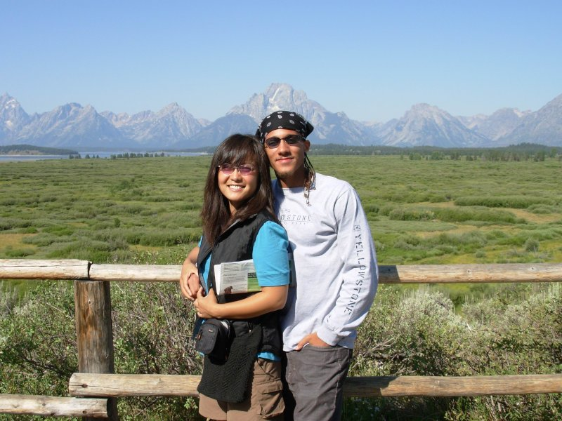 Making Beautiful Memories in the Grand Tetons