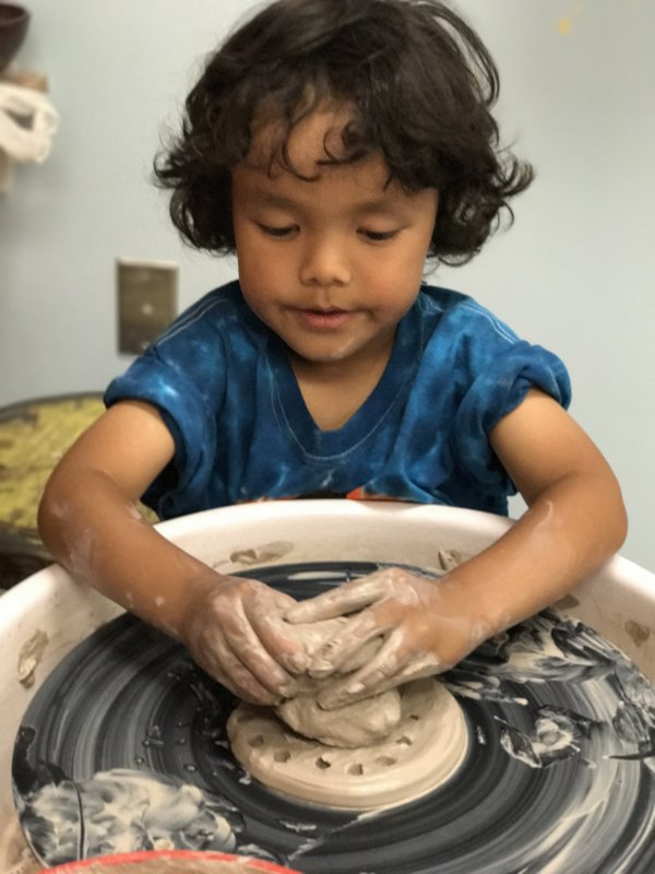 A Natural on the Potter's Wheel