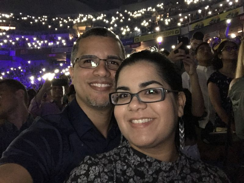 Date Night at a Concert