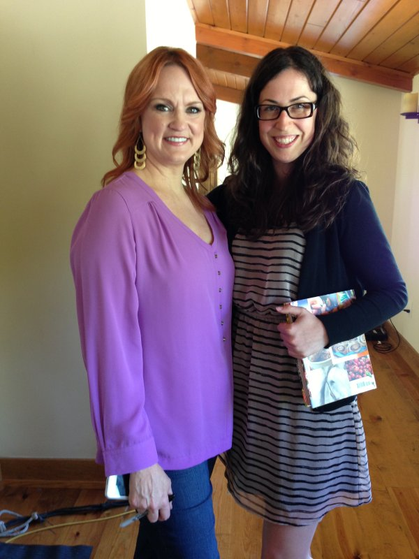 Valerie Works in Advertising and Gets to Work With Food Network Stars Like Ree Drummond - The Pioneer Woman