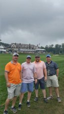 Adoptive Family Photo: PGA Championship 2016, click to view bigger version