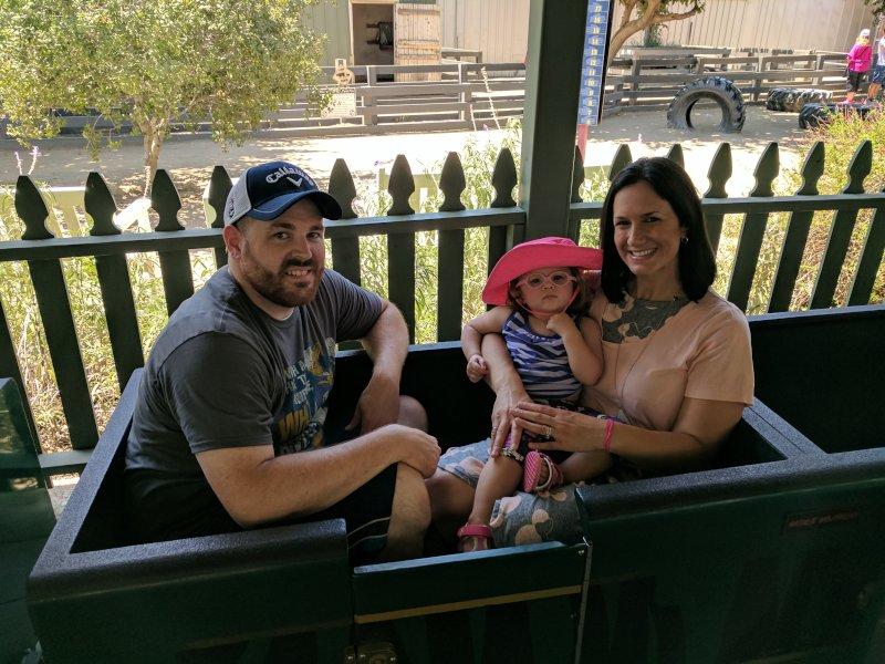 Train Ride Around the Zoo