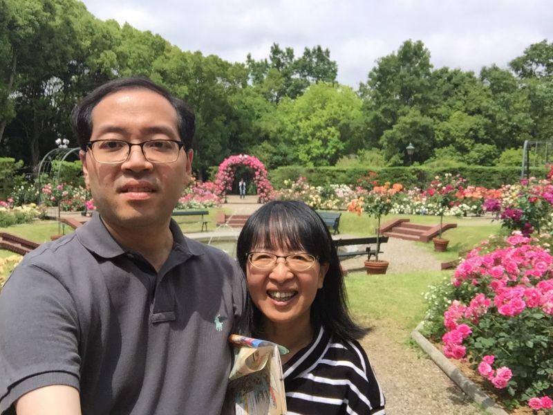 Exploring a Flower Garden