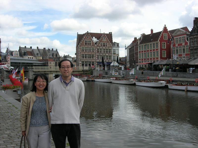 Exploring Belgium