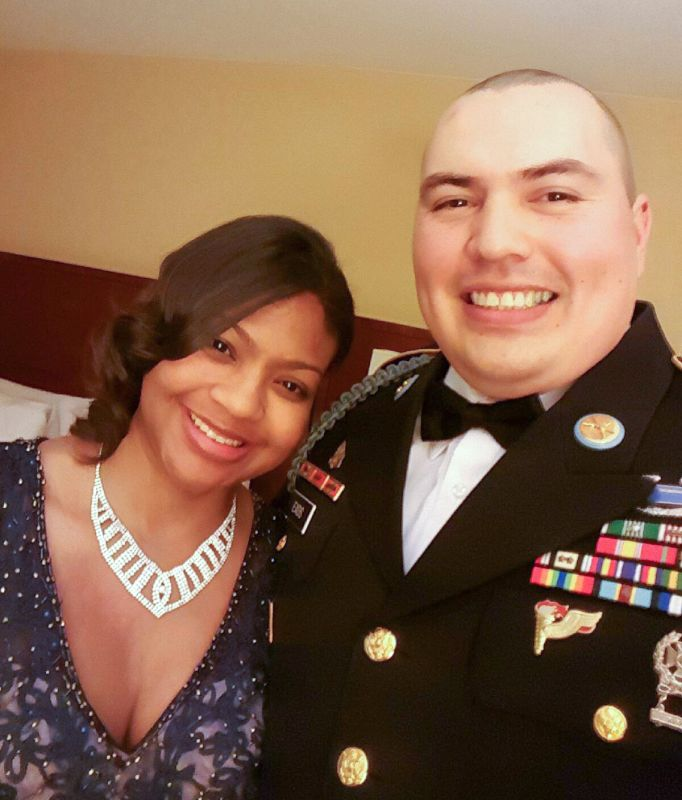 Ready for the Army Ball