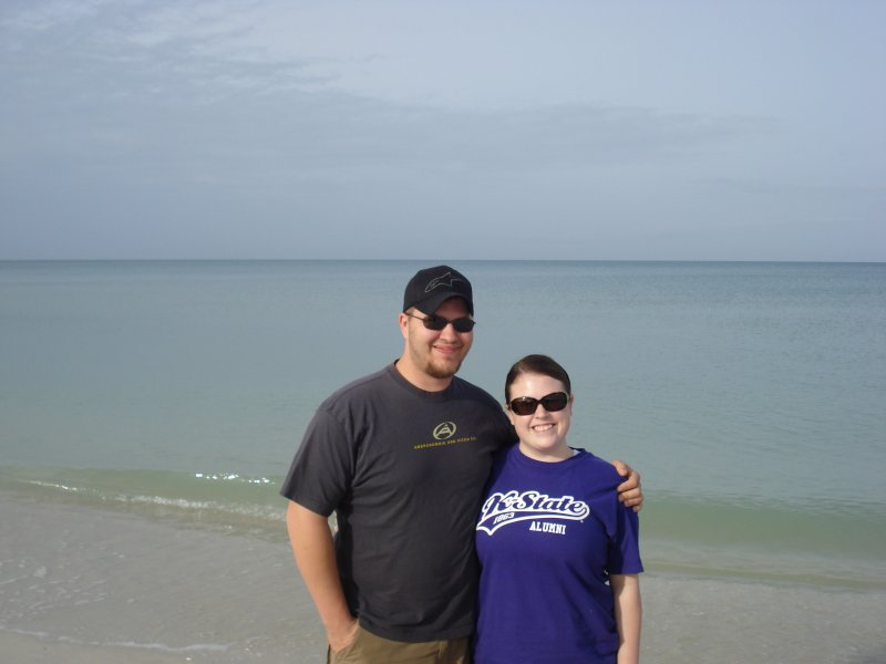 Beach Time in Florida