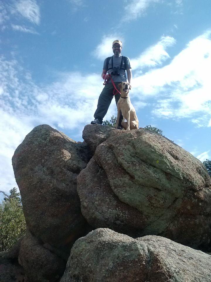 Joshua & Jackson - King of the Mountain!