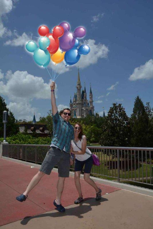 Fun Day at Disney World