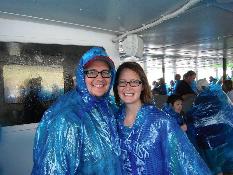 Ready to See the Niagara Falls
