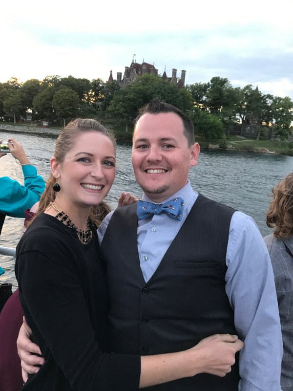 Enjoying a Wedding in the Adirondacks