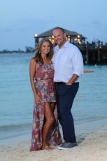 Adoptive Family Photo: Celebrating Our Anniversary in the Bahamas