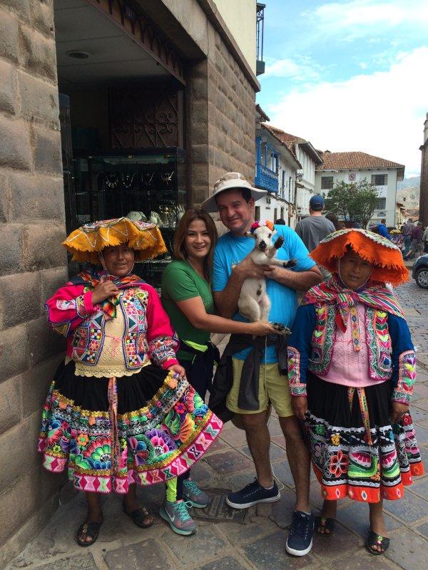 Exploring Patricia's Peruvian Roots