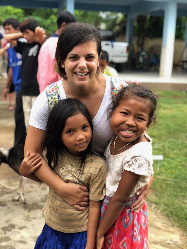 Kristen's Missions Trip in Cambodia!